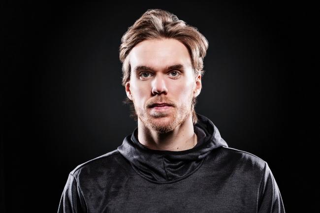 Connor McDavid headshot